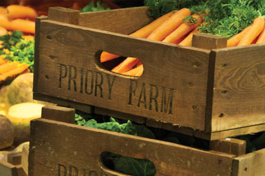 Priory Farm Shop, Nutfield, Surrey