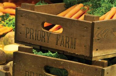 Priory Farm Shop, Nutfield, Surrey